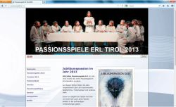 Passionsspiele Erl 2013