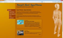 Aqua Fitness Margrit Hard